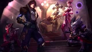 Alle Karten-Skins | League of Legends  [HD]
