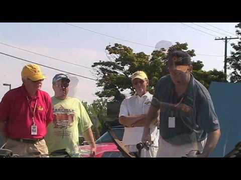 Corvette Technical Seminar at Woodward Dream Cruise 2009: C2/C3 Chassis Judging--Part II