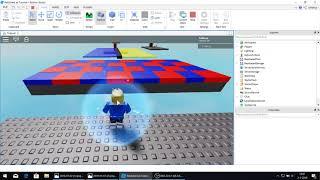 Roblox Game - Aflevering 5 / Nog geen script