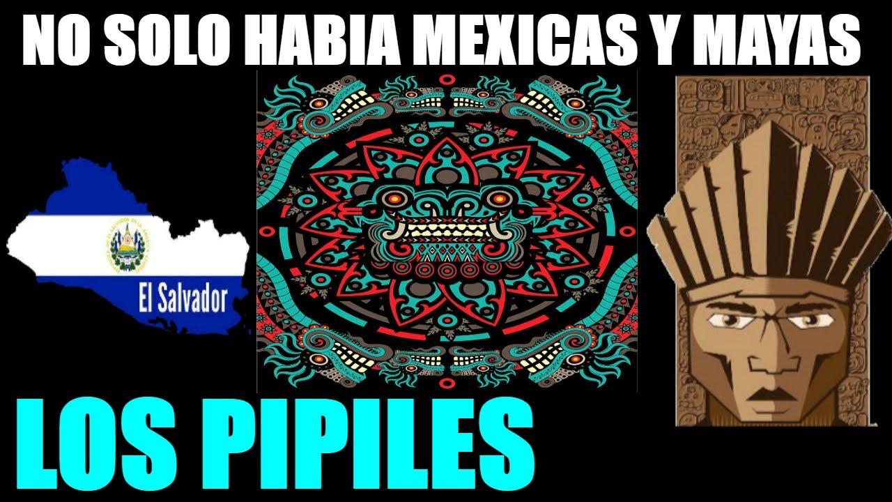 Download Los pipiles de El Salvador, un grupo nahua.
