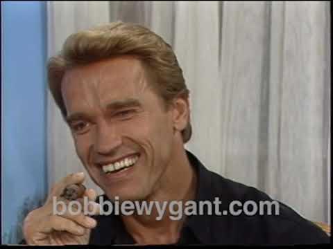 Arnold Schwarzenegger For