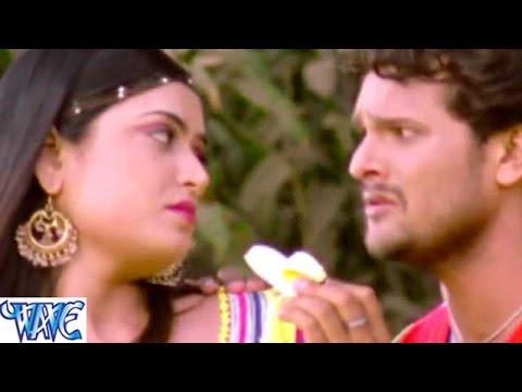ऐ लाजो ले केला खाजो - Ae Lajo khajo - Teri Kasam - Khesari Lal - Bhojpuri Hot Songs 2015 new