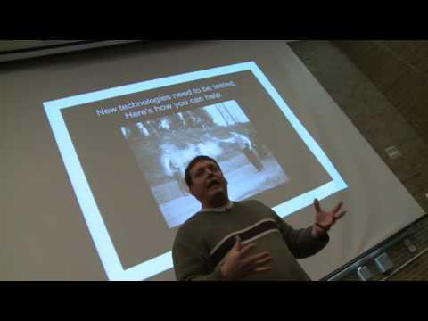 Charlie Wollborg's PowerPoint Karaoke
