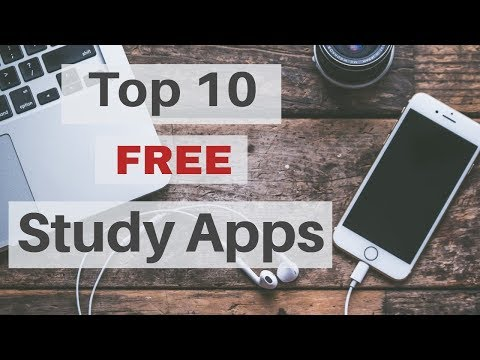 Top 10 Free Study Apps - MUST HAVE