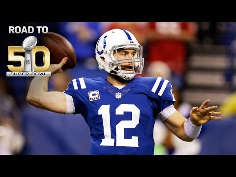 Road to Super Bowl 50: Colts