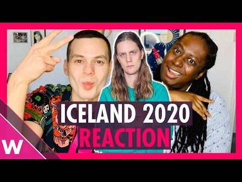 "Iceland Eurovision 2020 Reaction | Daði & Gagnamagnið ""Think About Things"""