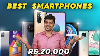 Top 5 Best Mobile Phones Under ₹20,000 Budget 🔥🔥🔥 April 2021