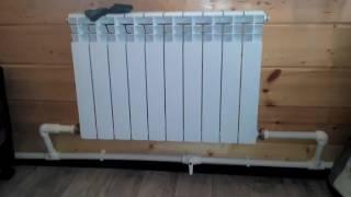 видео Котлы отопления дровяные: топим дом дровами