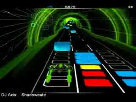 Audiosurf - Demo (PC) Gameplay