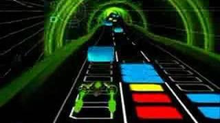 Audiosurf - Demo (PC) Gameplay