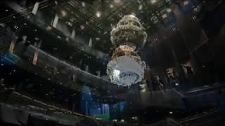 Chandelier crash - The Phantom of the Opera - Polish production 2014
