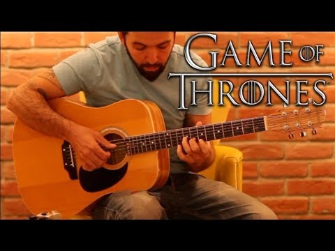 Game of thrones Theme Akustik Gitar Cover Acoustic Guitar Cover Mp3