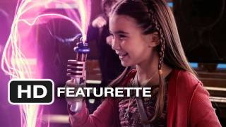 Spy Kids All The Time In The World (2011) Featurette HD Movie