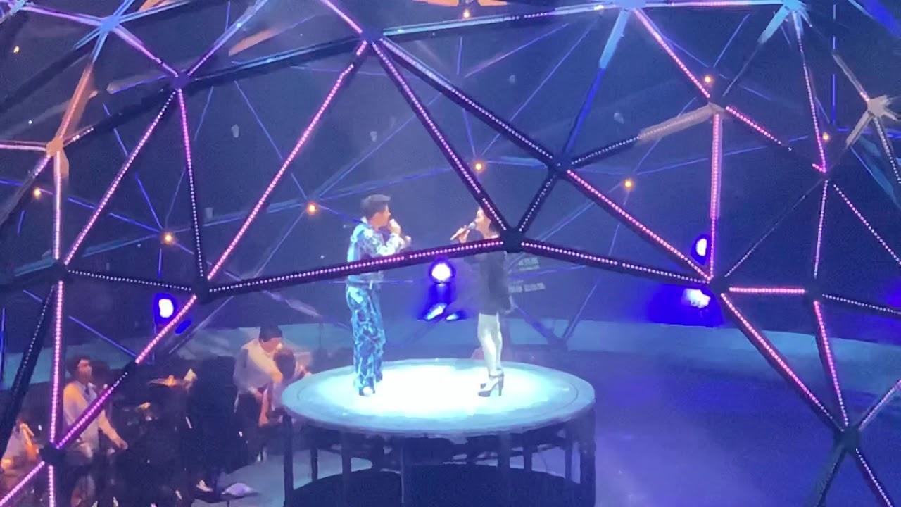 許廷鏗+謝安琪-我歌...故我在 @許廷鏗再見智慧齒演唱會 - YouTube
