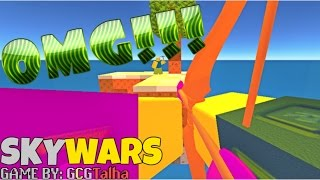 RoBlox SkyWars   HOW TO PLAY SKYWARS IN ROBLOX   VICTORY IN THE SKY