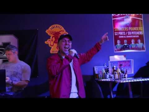 Karaoke: Michael Pratt nails Wanted dead or alive
