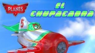 Wii U Disney Planes El Chupacabra Balloon Pop Propwash Junction! By Disney Cars Toy Club