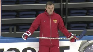 видео ЖЁСТКАЯ ДРАКА НА МАТЧЕ! Хоккей Чехия - Россия 5