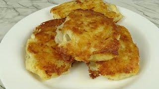 Спрятала Рыбу в Картофельный Кляр! Оригинальный вкусный ужин