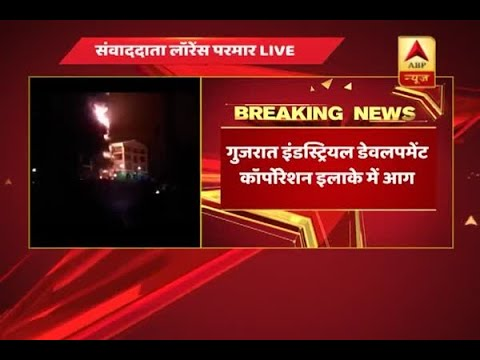 Vadodra: Fire at a reactor plant in Gujarat Industrial Development Corporation area kills