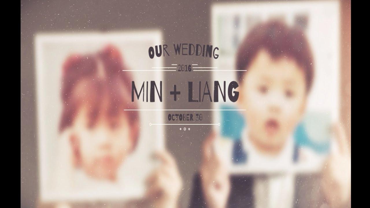 Download MIN X LIANG 婚禮成長MV/影片 :::Wedding Video:::