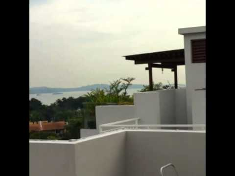 coastal view penthouse