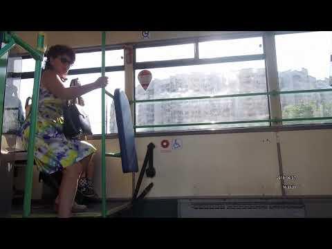 гнилой пандус в автобусе