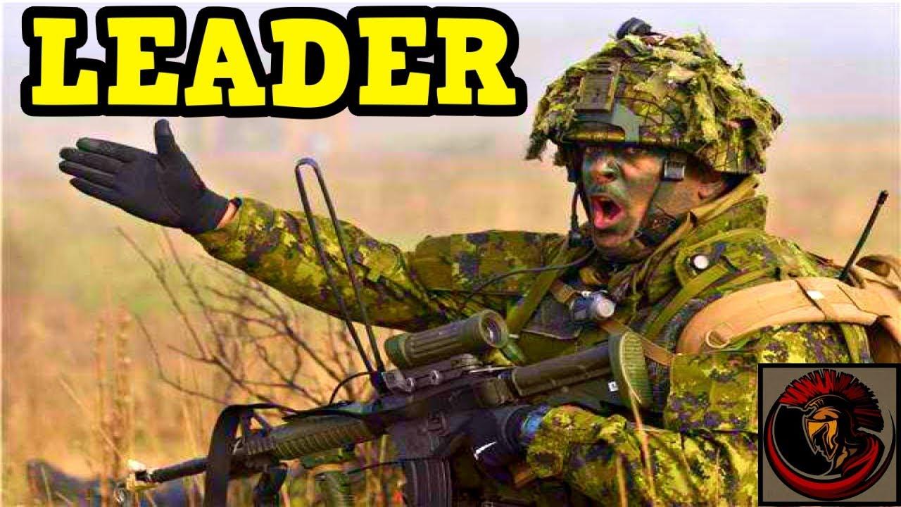 Canadian Army Leader | AJLC (Army Junior Leadership Course)