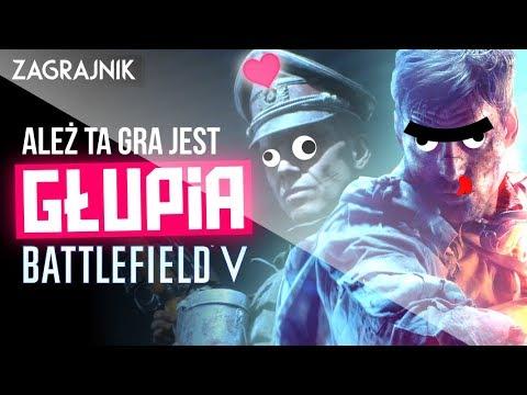 Ależ ta gra jest głupia - Battlefield V (kampania singlowa)