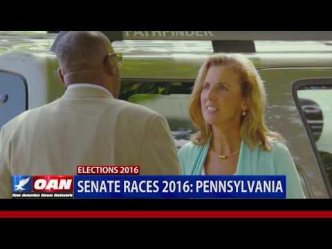 Senate Races 2016: Pennsylvania