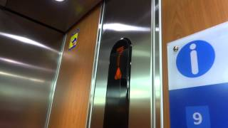 MacGREGOR KONE Traction Elevator @ Cruiseferry M/S Galaxy.