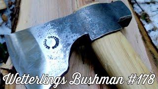 Review of the Les Stroud Survivorman Bushman Axe - #178 by Wetterlings