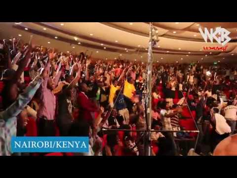 Diamond Platnumz -  NTV LIVE PERFOMANCE (NAIROBI/KENYA