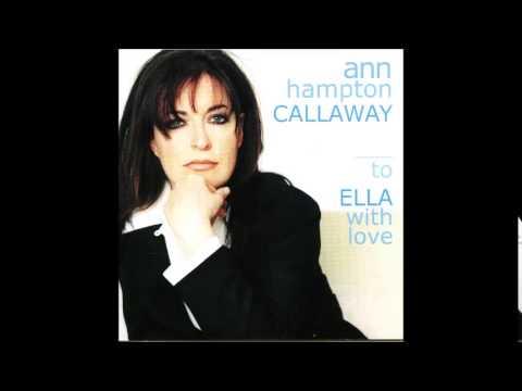 Ann Hampton Callaway / Let's Fall In Love