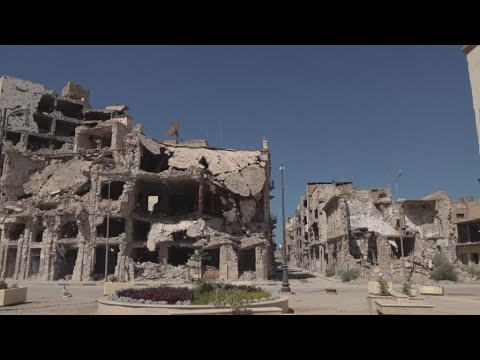 Libyan City Of Benghazi Faced With Daunting Task Of Reconstruction