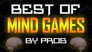 Best of MIND GAMES! (FAKES AND MIND GAMES BY PROS) | Rocket League