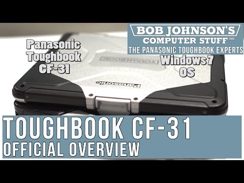 Panasonic Toughbook 31 Official Review
