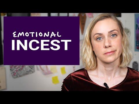 What Is Emotional Incest? [CC English & Español] | Kati Morton
