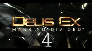 Cry Plays: Deus Ex: Mankind Divided [P4]