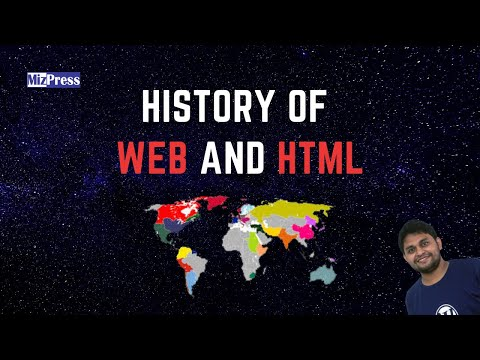 History Of Web And HTML|| What Is Www And How It Works .