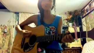 Awit Ni Ginny Toni Gonzaga Guitar Cover