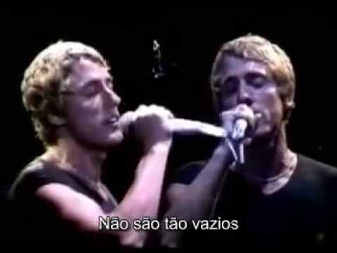 The Who - Behind Blue Eyes [LEGENDADO] - [PT-BR]