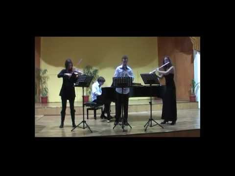 Strings on the Wind: Tango
