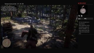 Jugando Red Dead Redemption  2  relajado / Doublekids11