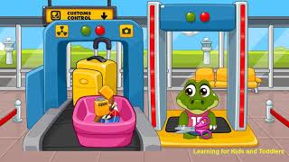 Kids Airport Adventure - Educational Game for Kids  [Android]