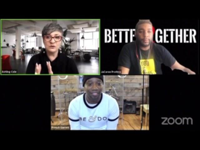 Better2Gether - Preech Garrett 12.1.20
