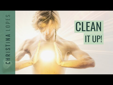 How To Clear NEGATIVE ENERGY From Your Body! [4 Steps]