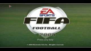 FIFA 2005 [PC 1080p] [GTX 960 2GB & Intel XEON X5492]