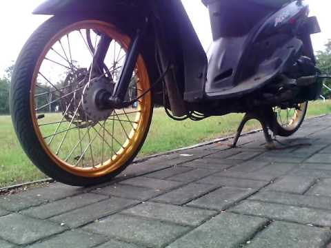 referensi modifikasi mio sporty ring 17