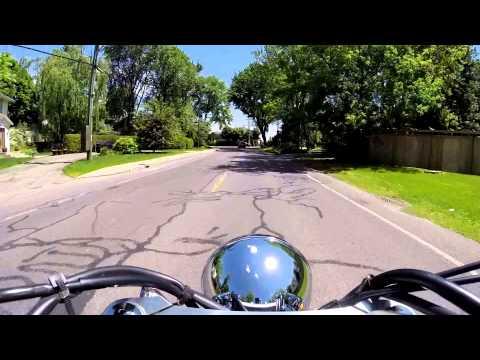 West Island Bike (motorcycle) Ride